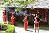 Trải nghiệm nền văn hóa cổ xưa nơi núi rừng Thái Nhã