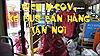 Xe bus thành 'chợ di động' phục vụ tận cổng giữa mùa dịch virus Corona