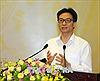 Phó Thủ tướng Vũ Đức Đam dự khai giảng tại Trường Tiểu học Thanh Trì