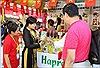 Gian hàng Việt Nam hút khách tại Hội chợ ẩm thực Hong Kong 2018