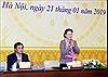 Chủ tịch Quốc hội Nguyễn Thị Kim Ngân gặp mặt lãnh đạo, phóng viên các cơ quan thông tấn, báo chí
