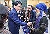 Chủ tịch UBND thành phố Hà Nội thăm, chúc Tết bà con công giáo có hoàn cảnh khó khăn