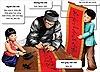 Xin chữ đầu Xuân, nét đẹp văn hóa của người Việt