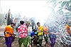 Tưng bừng Tết cổ truyền Songkran tại Thái Lan
