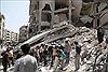 Giao tranh leo thang tại khu vực Tây Bắc Syria