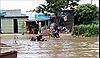 Khắc phục tình trạng ngập cục bộ trên đường Hồ Chí Minh đoạn qua huyện Ngọc Hồi, Kon Tum