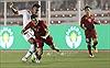 Sai lầm của Tiến Dũng, U22 Việt Nam bị dẫn trước 0-1 trong hiệp 1