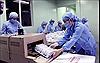 Dịch viêm đường hô hấp cấp (COVID-19 (nCoV)): Sản xuất nước rửa tay khô phòng chống dịch
