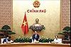 Thủ tướng Nguyễn Xuân Phúc chủ trì cuộc họp thúc đẩy phát triển kinh tế tư nhân