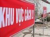 Dịch COVID-19:TP Hồ Chí Minh cách ly tạm thời block A1, A2 chung cư Hòa Bình, Quận 10