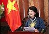 Phó Chủ tịch nước Đặng Thị Ngọc Thịnh thăm và làm việc tại thành phố Bảo Lộc