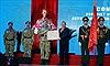 Mỗi cá nhân trong Bệnh viện dã chiến đều là đại sứ hòa bình của Việt Nam