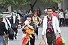 'Tay xách nách mang' trở lại Thủ đô sau kỳ nghỉ Tết Kỷ Hợi