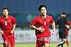 Công Phượng đá 'tung nóc lưới', U23 Việt Nam vỡ oà sung sướng vào tứ kết ASIAD