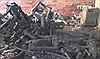 Cháy lớn thiêu rụi xưởng sơn đồ gỗ ở Đồng Nai