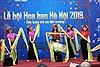 Lễ hội hoa ban lần đầu tiên tổ chức tại Hà Nội