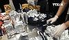 Thu giữ gần 15 kg sừng tê giác tại sân bay Quốc tế Nội Bài
