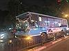 Hà Nội: Xe bus đâm sập rào chắn cầu vượt, giao thông ùn tắc nghiêm trọng