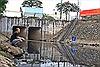 Người dân Hà Nội thư giãn câu cá trên sông Tô Lịch được làm sạch bằng công nghệ nano