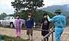 Phát hiện 3 công dân vượt biên trái phép từ Lào