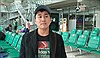 Công dân Việt Nam mắc kẹt ở sân bay Thái cảm động khi được về nước