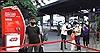 Xét nghiệm COVID-19 tất cả các hành khách đến ga Sài Gòn