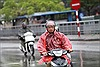 Quảng Bình đón 'cơn mưa vàng'sau những ngày nắng hạn