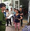 Trước khi bị bắt, mẹ của nữ sinh giao gà ở Điện Biên điện thoại cho luật sư