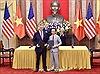 Lễ ký kết mua 10 máy bay Boeing 787-9 Dreamliner của Bamboo Airways