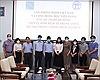 PGSM trao Quỹ ủng hộ chống dịch COVID-19 tại NIHE