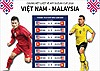 Việt Nam - Malaysia: Sẵn sàng cho trận chung kết lượt về AFF Suzuki Cup 2018