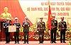Kỷ niệm 60 năm thành lập ba cơ quan trong Quân chủng Hải quân