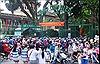 Các khu vui chơi giải trí tại TP Hồ Chí Minh đông kín khách tham quan
