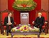 Tổng Bí thư, Chủ tịch nước Nguyễn Phú Trọng: Việt Nam sẽ hợp tác chặt chẽ với Australia triển khai Hiệp định CPTPP