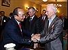 Thủ tướng gặp gỡ Hội hữu nghị Nga - Việt và Hội Cựu chiến binh Nga thời chiến tranh tại Việt Nam