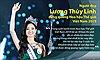 Người đẹp Lương Thùy Linh đăng quang Hoa hậu Thế giới Việt Nam 2019
