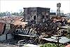 Vụ cháy nhà máy Rạng Đông: Binh chủng Hóa học xét nghiệm 25 mẫu vật chất trước khi tẩy độc hiện trường