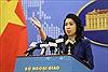 Việt Nam bác bỏ phát biểu của Trung Quốc về quần đảo Trường Sa