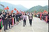 Trưởng ban Dân vận Trung ương dự Ngày hội Đại đoàn kết toàn dân tộc tại Yên Bái