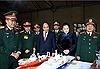 Lễ kỷ niệm 30 năm Ngày hội Quốc phòng toàn dân và 75 năm Ngày thành lập Quân đội Nhân dân Việt Nam