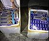 Liên tiếp bắt giữ hai vụ buôn lậu, thu giữ hơn 6.500 bao thuốc lá