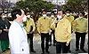 Hàn Quốc 'tuyên chiến' với dịch COVID-19
