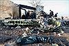 Tìm thấy hộp đen máy bay chở khách của Ukraine rơi tại Iran
