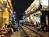 Bộ Giao thông Vận tải đề nghị Hà Nội giải tán tụ điểm cà phê ven đường tàu
