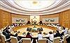 Nghị quyết phiên họp Chính phủ thường kỳ tháng 10/2018