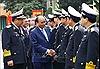 Thủ tướng Nguyễn Xuân Phúc thăm, chúc Tết Bộ Tư lệnh Quân chủng Hải quân