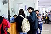 Hành khách đổ dồn về các ga tàu, bến xe sau kỳ nghỉ Tết