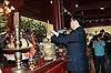 Phó Thủ tướng Vương Đình Huệ dâng hương tại Khu di tích Chiến thắng biên giới 1950