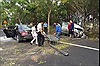 Khởi tố lái xe gây tai nạn trên cao tốc Liên Khương - Đà Lạt làm hai người tử vong