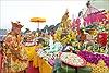 Những hình ảnh Lễ cầu nguyện Quốc thái dân an tại Đại lễ Phật đản Vesak 2019